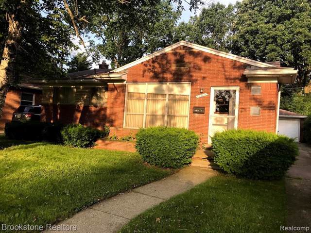 14265 Salem, Redford, MI 48239 (MLS #R219095491) :: Berkshire Hathaway HomeServices Snyder & Company, Realtors®