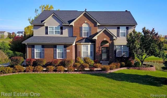 750 Chelsea Crt, Oxford, MI 48371 (MLS #R219095597) :: Berkshire Hathaway HomeServices Snyder & Company, Realtors®