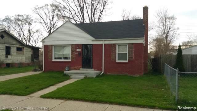 11816 Findlay St, Detroit, MI 48205 (MLS #R219095675) :: Berkshire Hathaway HomeServices Snyder & Company, Realtors®