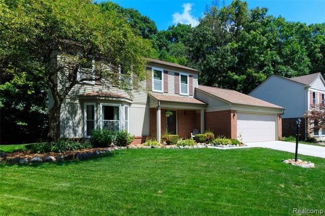 33948 Sandwood Dr, Westland, MI 48185 (MLS #R219095691) :: Berkshire Hathaway HomeServices Snyder & Company, Realtors®