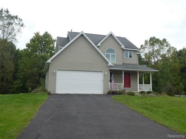 8520 Meadow Springs Ln, Belleville, MI 48111 (MLS #R219095694) :: Berkshire Hathaway HomeServices Snyder & Company, Realtors®