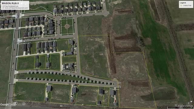 402 Mason Run Blvd, Monroe, MI 48162 (MLS #R219095772) :: Berkshire Hathaway HomeServices Snyder & Company, Realtors®