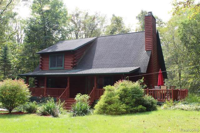 4359 Argentine Rd, Howell, MI 48855 (MLS #R219095942) :: The Toth Team