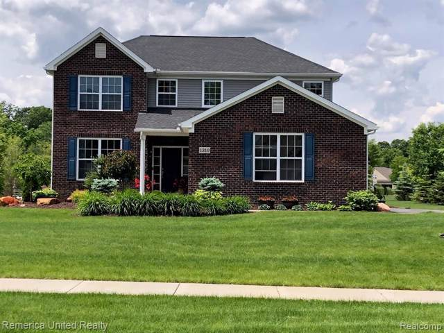 1310 Woodland Springs Dr, Howell, MI 48843 (MLS #R219095958) :: The Toth Team