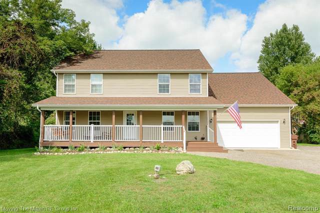 45530 Willow Rd, Belleville, MI 48111 (MLS #R219096094) :: Berkshire Hathaway HomeServices Snyder & Company, Realtors®