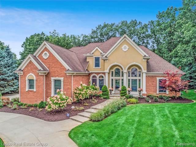 11289 Fawn Valley Trl, Fenton, MI 48430 (MLS #R219096118) :: Berkshire Hathaway HomeServices Snyder & Company, Realtors®