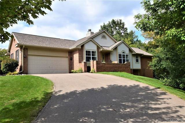 10379 Golfside Dr, Grand Blanc, MI 48439 (MLS #R219096419) :: The Toth Team