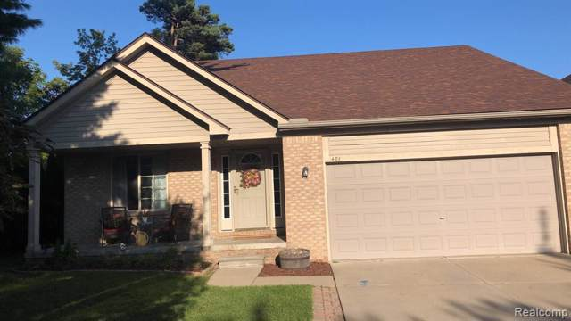 401 Converse Crt, Lake Orion, MI 48362 (MLS #R219096469) :: Berkshire Hathaway HomeServices Snyder & Company, Realtors®