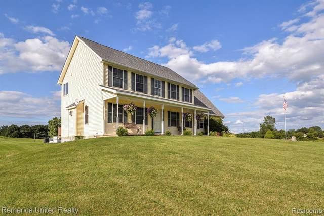 9376 W Iosco Rd, Fowlerville, MI 48836 (MLS #R219096587) :: Berkshire Hathaway HomeServices Snyder & Company, Realtors®