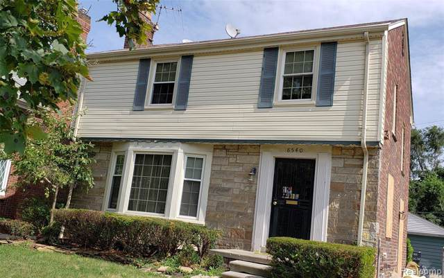8540 Appoline St, Detroit, MI 48228 (MLS #R219097069) :: Tyler Stipe Team | RE/MAX Platinum