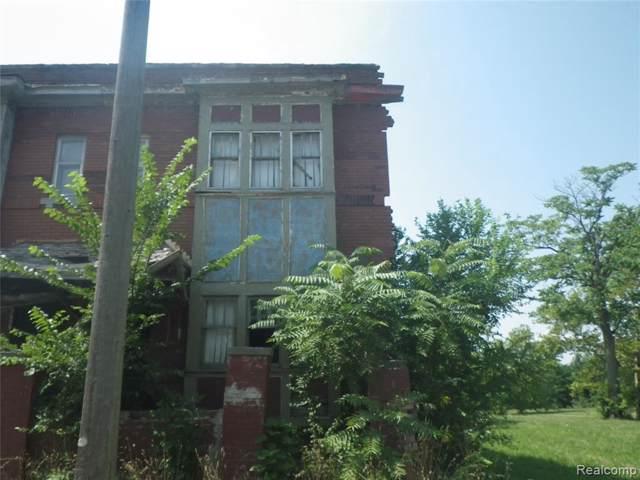 7641 Brush St, Detroit, MI 48202 (MLS #R219097214) :: Berkshire Hathaway HomeServices Snyder & Company, Realtors®