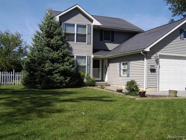1201 Michigan Ave, Monroe, MI 48162 (MLS #R219097306) :: Berkshire Hathaway HomeServices Snyder & Company, Realtors®