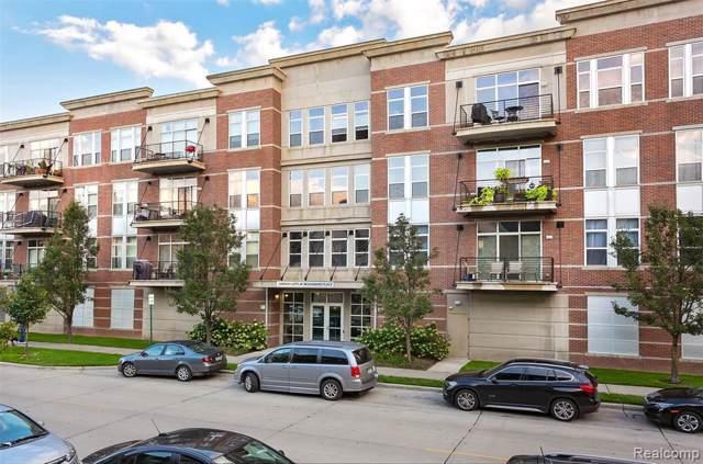 66 Winder St, Detroit, MI 48201 (MLS #R219097425) :: Berkshire Hathaway HomeServices Snyder & Company, Realtors®