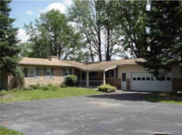 10317 Vassar Rd, Grand Blanc, MI 48439 (MLS #R219097515) :: Berkshire Hathaway HomeServices Snyder & Company, Realtors®
