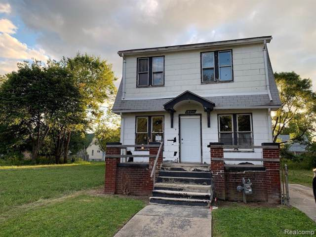 19341 Spencer St, Detroit, MI 48234 (MLS #R219097679) :: The Toth Team