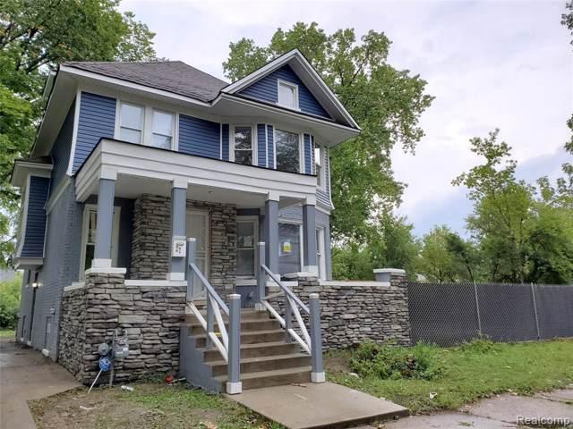275 Woodland St, Detroit, MI 48202 (MLS #R219097764) :: Berkshire Hathaway HomeServices Snyder & Company, Realtors®