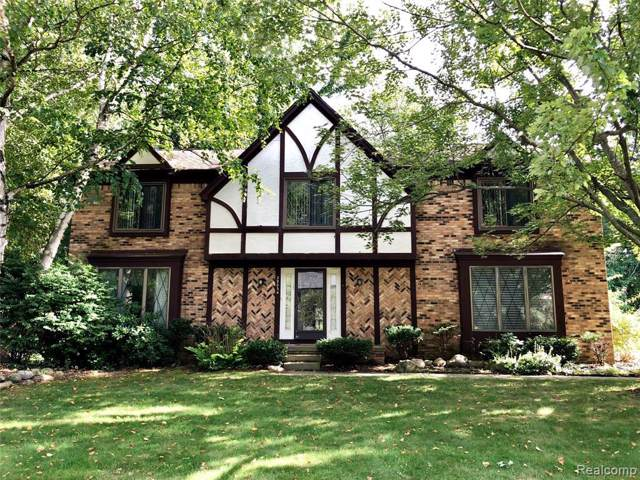29034 Forest Hill Dr, Glr Out Of Area, MI 48331 (MLS #R219097781) :: The Toth Team