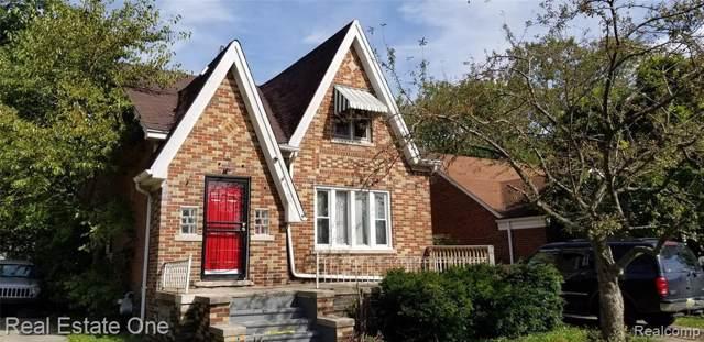 5100 Hereford St, Detroit, MI 48224 (MLS #R219099148) :: Berkshire Hathaway HomeServices Snyder & Company, Realtors®