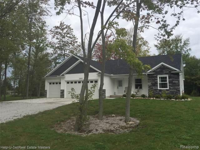 10930 Lambert Ln, Emmett, MI 48022 (MLS #R219100574) :: Berkshire Hathaway HomeServices Snyder & Company, Realtors®