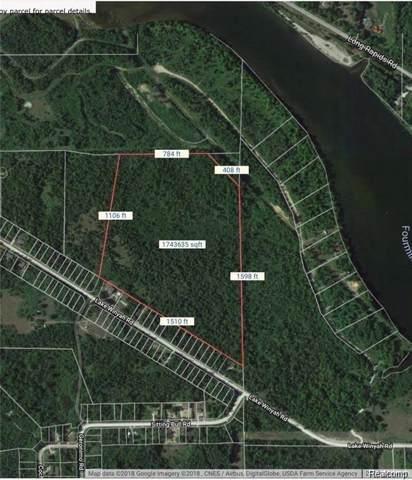 0 Lake Winyah Rd, Alpena, MI 49707 (MLS #R219100590) :: Berkshire Hathaway HomeServices Snyder & Company, Realtors®