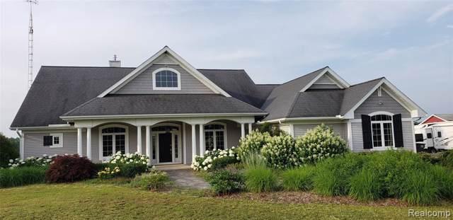 15149 Kendall Rd, Grass Lake, MI 49240 (MLS #R219100840) :: Berkshire Hathaway HomeServices Snyder & Company, Realtors®