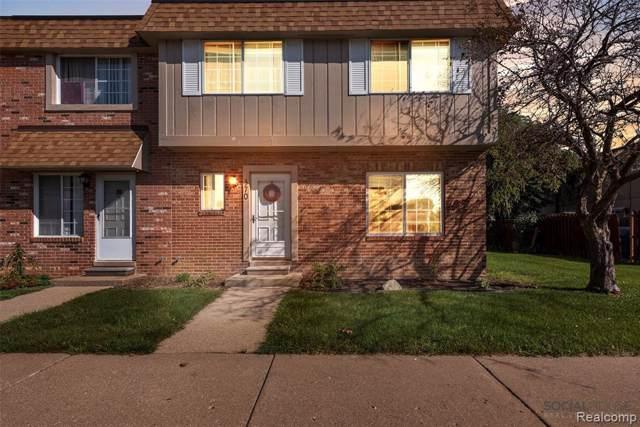 370 Riverbend Dr, Milan, MI 48160 (MLS #R219101776) :: Berkshire Hathaway HomeServices Snyder & Company, Realtors®