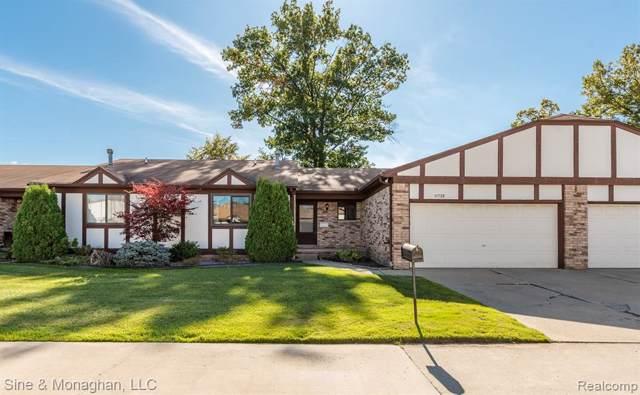 11738 Dorothy Ln, Warren, MI 48093 (MLS #R219104279) :: Berkshire Hathaway HomeServices Snyder & Company, Realtors®