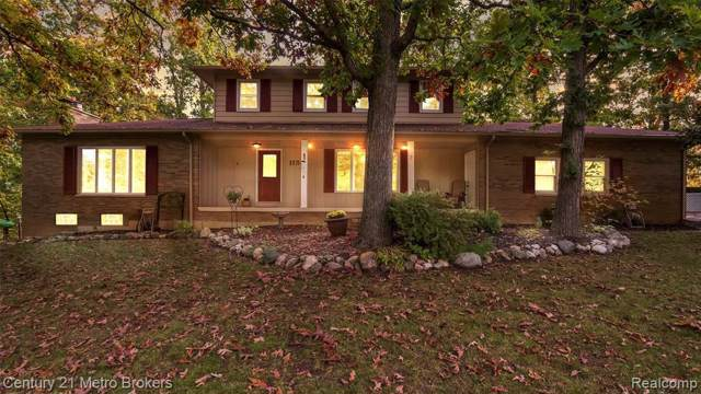 1153 Briar Hill Dr, Lapeer, MI 48446 (MLS #R219104678) :: Berkshire Hathaway HomeServices Snyder & Company, Realtors®