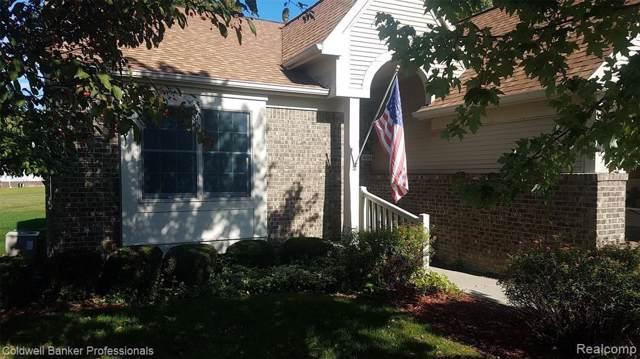 603 Rolling Hills Ln, Lapeer, MI 48446 (MLS #R219104769) :: Berkshire Hathaway HomeServices Snyder & Company, Realtors®