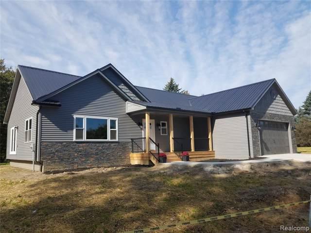 3940 Bluebird Ln, Metamora, MI 48455 (MLS #R219105037) :: Berkshire Hathaway HomeServices Snyder & Company, Realtors®