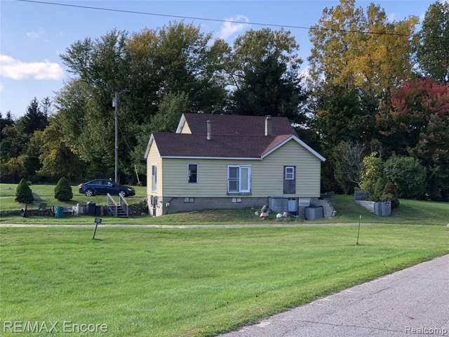 90 Colson St, Metamora, MI 48455 (MLS #R219105377) :: Berkshire Hathaway HomeServices Snyder & Company, Realtors®