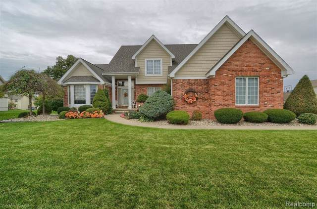 721 Morningside Dr, Grand Blanc, MI 48439 (MLS #R219105609) :: Berkshire Hathaway HomeServices Snyder & Company, Realtors®