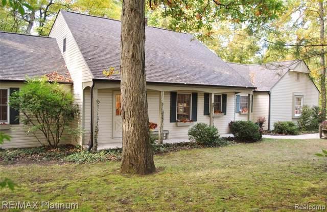 20555 Lindley Rd, Chelsea, MI 48118 (MLS #R219106236) :: Berkshire Hathaway HomeServices Snyder & Company, Realtors®