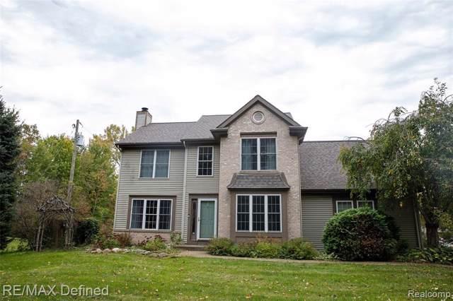 2169 Hummer Lake Rd, Oxford, MI 48371 (MLS #R219106821) :: Berkshire Hathaway HomeServices Snyder & Company, Realtors®