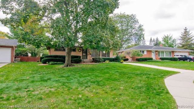 2121 Agincourt St, Ann Arbor, MI 48103 (MLS #R219107085) :: Berkshire Hathaway HomeServices Snyder & Company, Realtors®