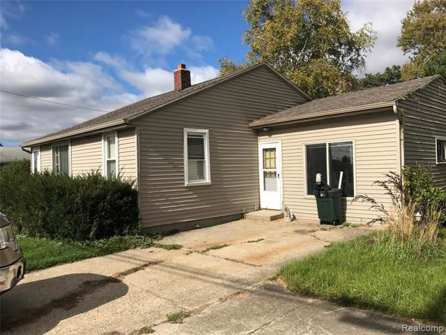 3819 Huron St, North Branch, MI 48461 (MLS #R219107130) :: Berkshire Hathaway HomeServices Snyder & Company, Realtors®