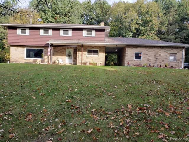 2671 Heritage Ln, Lapeer, MI 48446 (MLS #R219107493) :: Berkshire Hathaway HomeServices Snyder & Company, Realtors®