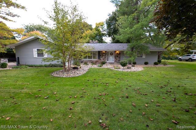 6212 Mapleridge Dr, Flint, MI 48532 (MLS #R219107525) :: Berkshire Hathaway HomeServices Snyder & Company, Realtors®