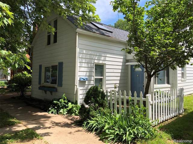 68 Washington St, Realcomp Out Of Area, MI 48043 (MLS #R219107639) :: Berkshire Hathaway HomeServices Snyder & Company, Realtors®