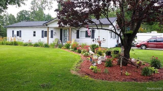 355 N Dieterle Rd, Fowlerville, MI 48836 (MLS #R219107855) :: Berkshire Hathaway HomeServices Snyder & Company, Realtors®