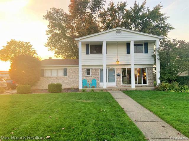 33509 Twickingham Dr, Sterling Heights, MI 48310 (MLS #R219107857) :: Berkshire Hathaway HomeServices Snyder & Company, Realtors®