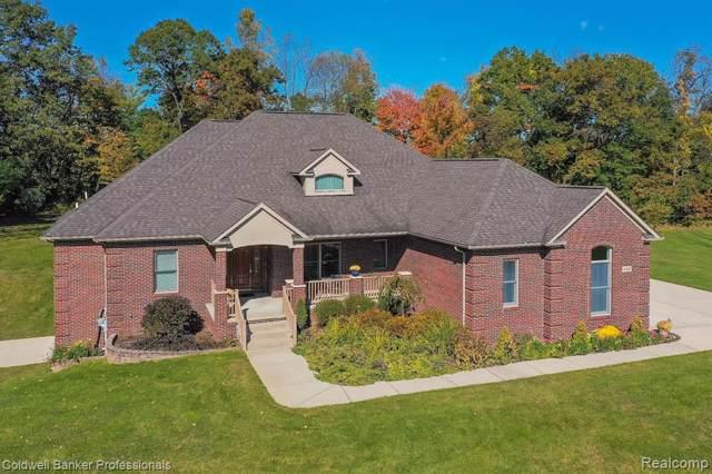 2457 Meadow Crt, Leonard, MI 48367 (MLS #R219107868) :: Berkshire Hathaway HomeServices Snyder & Company, Realtors®
