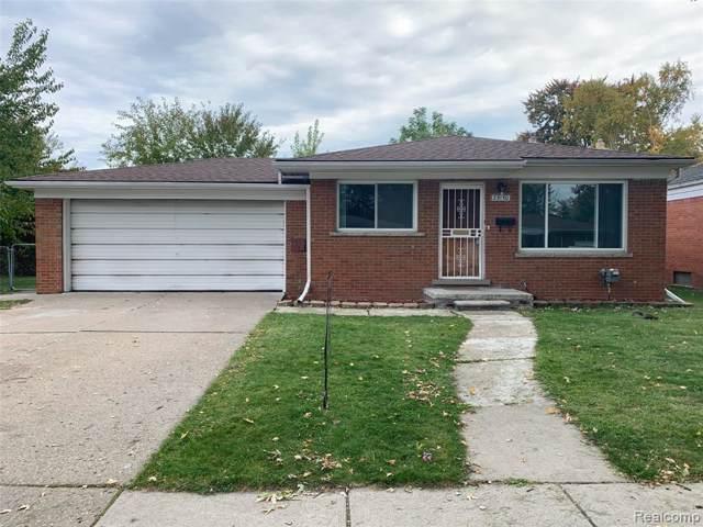 25150 Audrey Ave, Warren, MI 48091 (MLS #R219107878) :: Berkshire Hathaway HomeServices Snyder & Company, Realtors®