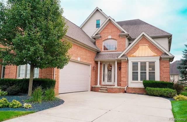16080 Harvest Spring Ln Ln, Macomb, MI 48042 (MLS #R219107912) :: Berkshire Hathaway HomeServices Snyder & Company, Realtors®