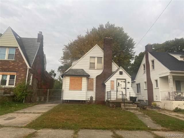 16569 Lawton St, Detroit, MI 48221 (MLS #R219107946) :: Berkshire Hathaway HomeServices Snyder & Company, Realtors®