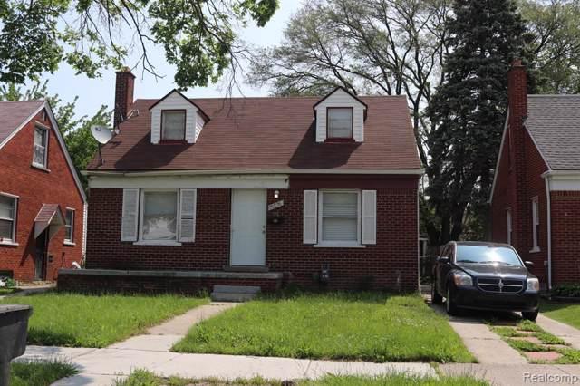 20226 Mitchell St, Detroit, MI 48234 (MLS #R219107977) :: Berkshire Hathaway HomeServices Snyder & Company, Realtors®