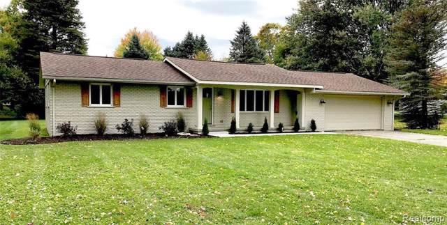 11777 Yale Rd, Brockway, MI 48097 (MLS #R219108601) :: Berkshire Hathaway HomeServices Snyder & Company, Realtors®