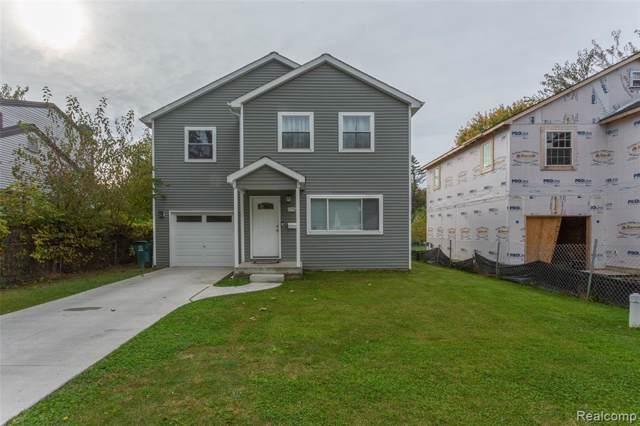 1750 Moorhouse St, Ferndale, MI 48220 (MLS #R219108785) :: Berkshire Hathaway HomeServices Snyder & Company, Realtors®