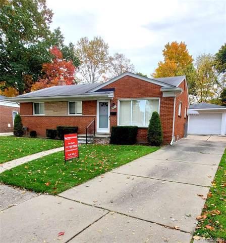 29047 Badelt St, Westland, MI 48185 (MLS #R219109766) :: Berkshire Hathaway HomeServices Snyder & Company, Realtors®