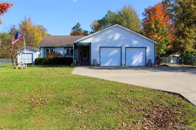 1455 Casto Blvd, Burton, MI 48509 (MLS #R219109889) :: Berkshire Hathaway HomeServices Snyder & Company, Realtors®
